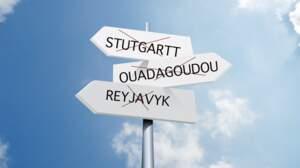Saurez-vous orthographier ces noms de villes compliqués ?