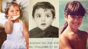 Saurez-vous reconnaître ces stars dans leur jeunesse ?