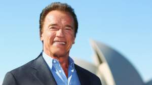 Arnold Schwarzenegger en 20 questions
