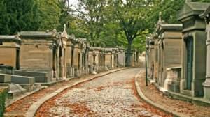 Que savez-vous des cimetières célèbres ?