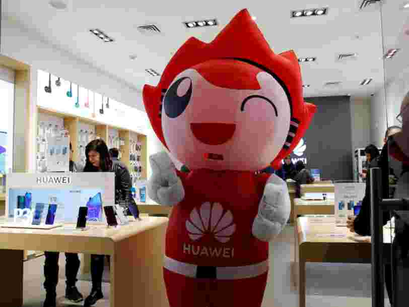Huawei pourrait sortir son smartphone Mate 30 sans Android