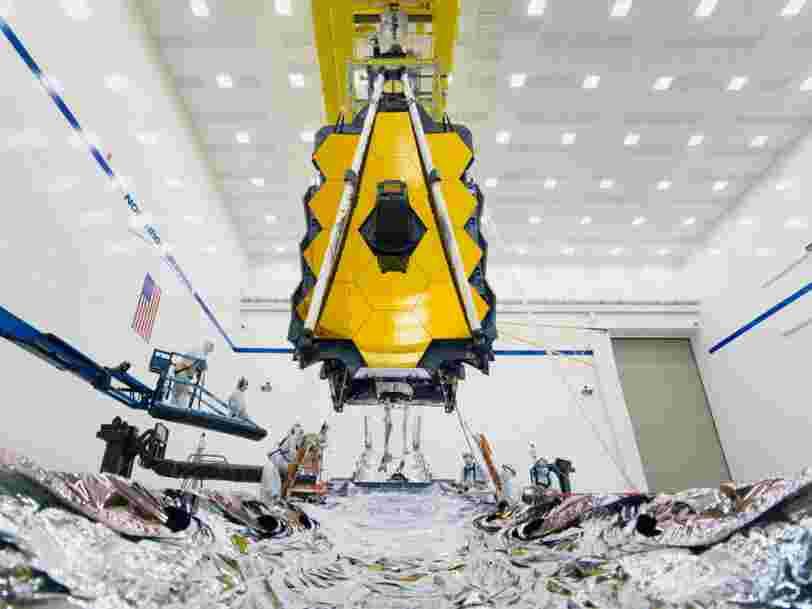 La NASA franchit une étape cruciale avec son très attendu télescope pour comprendre comment les premières étoiles sont nées