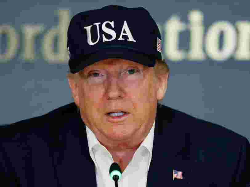 Dorian : Donald Trump prétend qu'il n'a jamais entendu parler d'un ouragan de catégorie 5, alors que quatre tempêtes de cette intensité ont menacé les Etats-Unis sous sa présidence