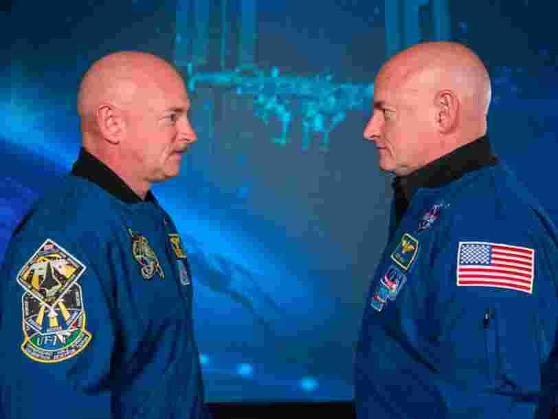 La NASA affirme qu'aller dans l'espace pourrait modifier de façon permanente l'expression de certains gènes