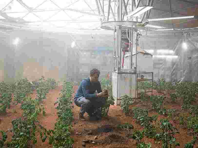 Pourquoi les projets d'Elon Musk pour rendre Mars vivable ne sont pas concrètement faisables