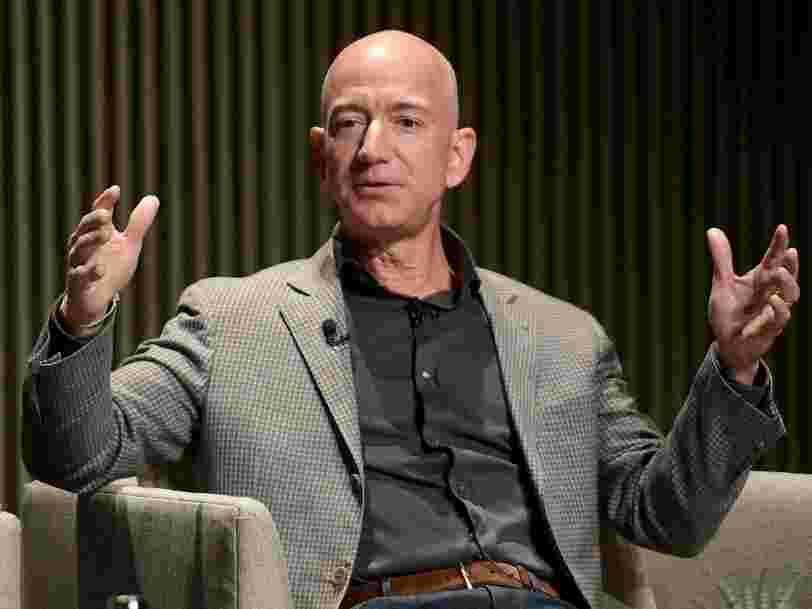 Amazon travaillerait sur un nouveau système permettant de payer d'un simple geste de la main