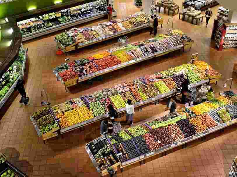 Si les fruits et légumes bio sont si chers, c'est à cause des marges des supermarchés selon l'UFC-Que Choisir