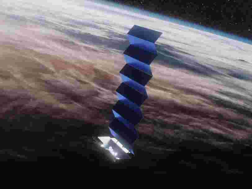 Un engin de SpaceX a failli entrer en collision avec un satellite de l'Agence spatiale européenne