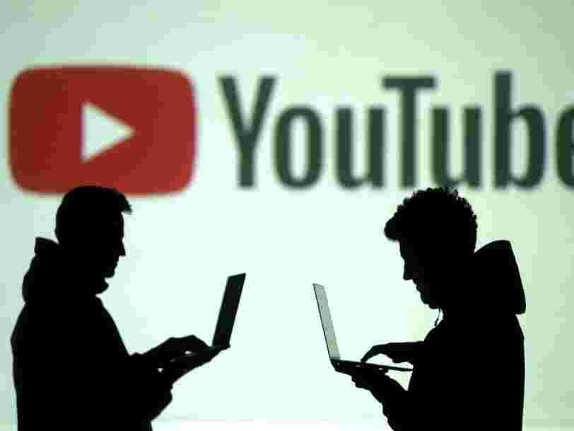 YouTube va payer 170 M$ pour avoir collecté illégalement les données personnelles des enfants utilisant la plateforme