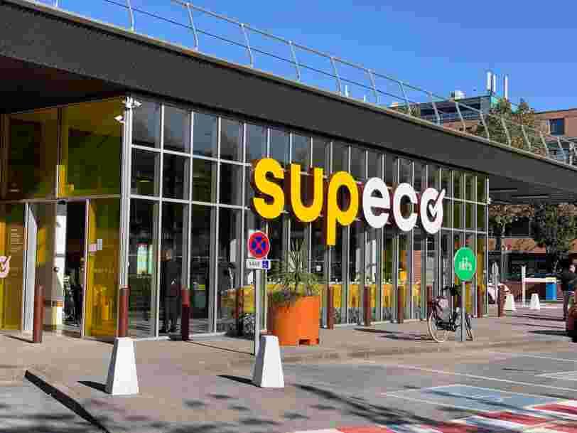 Carrefour lance en France Supeco, son enseigne à prix réduits