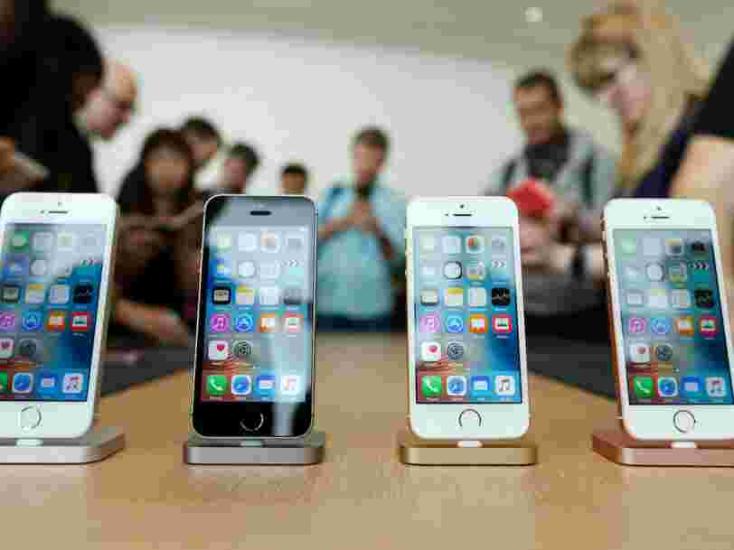 Pour Apple, c'est le meilleur moment pour sortir un nouvel iPhone SE