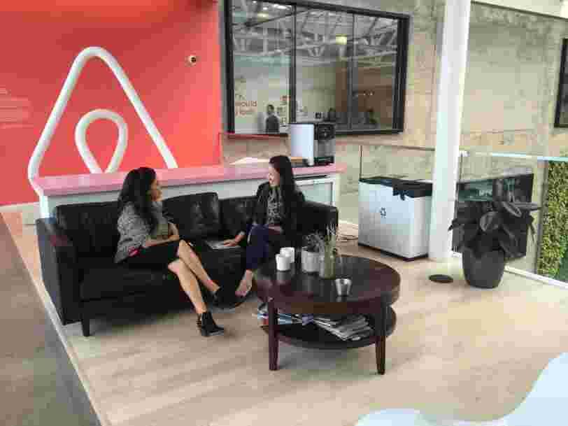 La justice européenne devrait affirmer qu'Airbnb n'est pas un agent immobilier en France