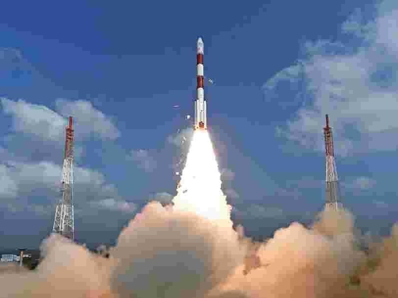 L'Inde devrait jouer un rôle majeur dans le spatial dans les années à venir, voici pourquoi