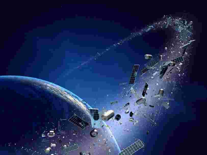 Pourquoi les collisions entre satellites pourraient compromettre l'exploration spatiale