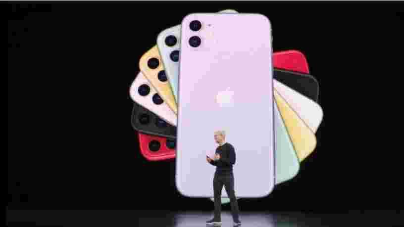 Keynote Apple Comment Et A Quelle Heure Suivre La Conference Ou Devrait Etre Devoile L Iphone 12