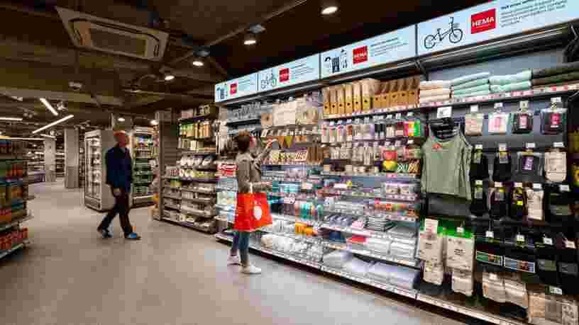 Franprix propose maintenant des produits HEMA, la liste des 15 magasins déjà concernés