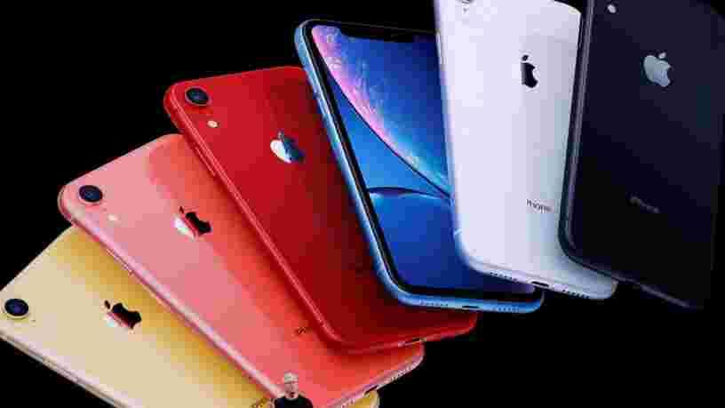 Voici combien vous pouvez espérer revendre votre ancien iPhone pour acheter l'iPhone 11