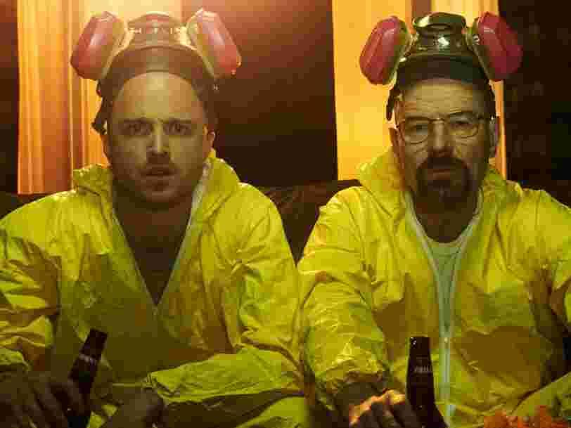 Ce que l'on sait déjà sur le film 'Breaking Bad', en octobre sur Netflix