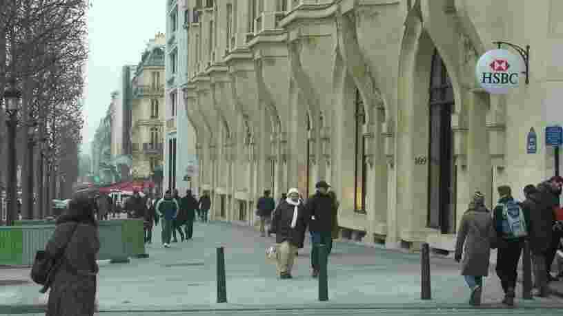 HSBC compterait céder ses activités de banque de détail en France