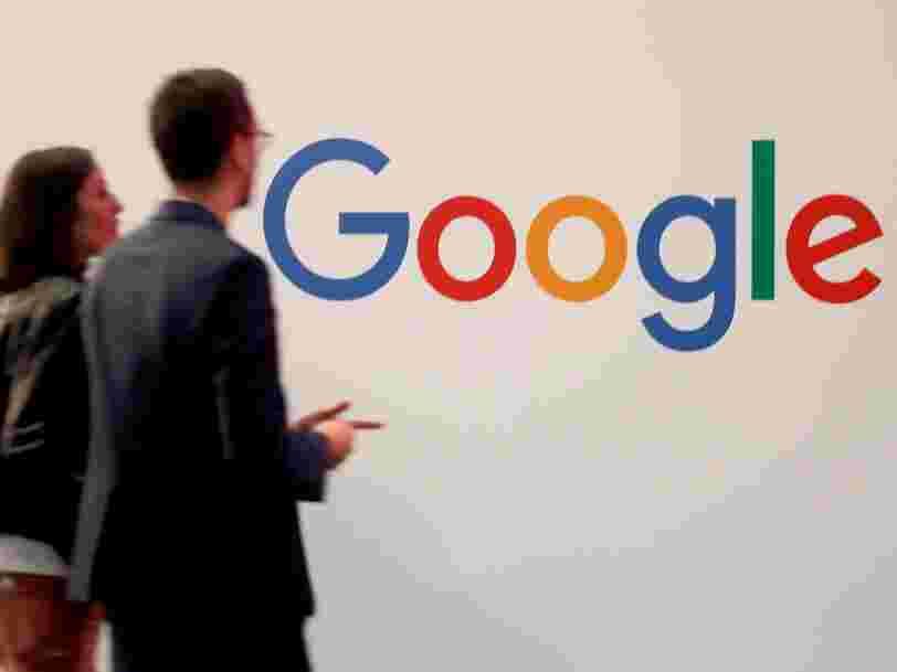 Google a réglé 1 Md€ à la France pour mettre fin à ses contentieux fiscaux