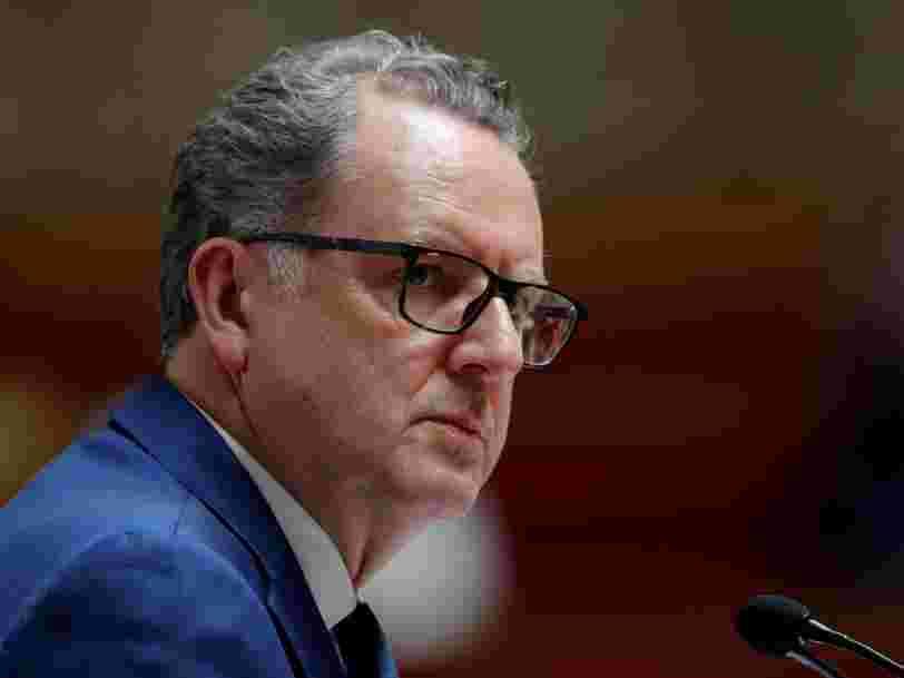 Richard Ferrand entend rester président de l'Assemblée malgré sa mise en examen