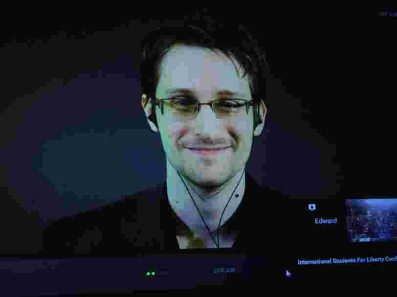 Edward Snowden conseille au gouvernement d'éviter WhatsApp... et les 6 autres choses à savoir dans la tech