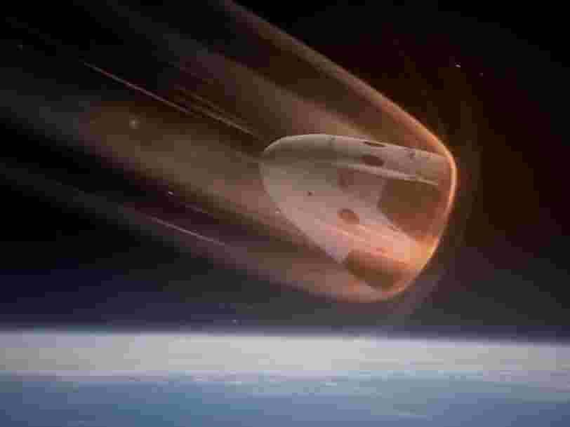 SpaceX et la NASA ont gagné un Emmy pour la couverture du premier test de la capsule Crew Dragon