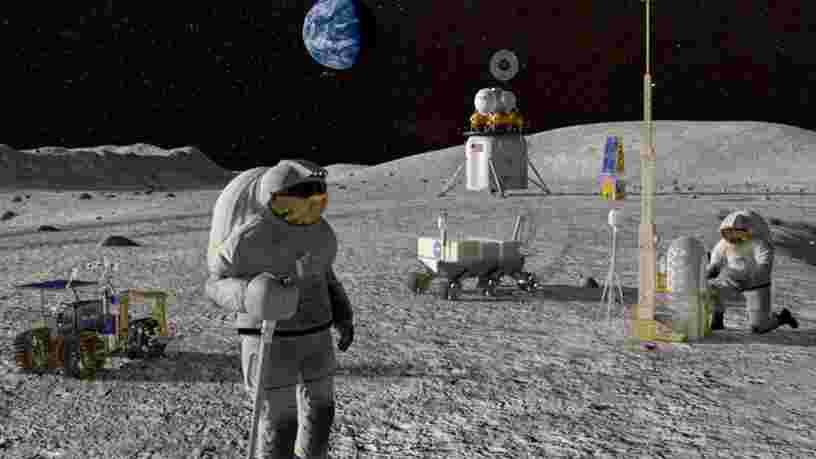 Les députés américains refusent d'offrir une rallonge à la NASA pour explorer la Lune en 2024