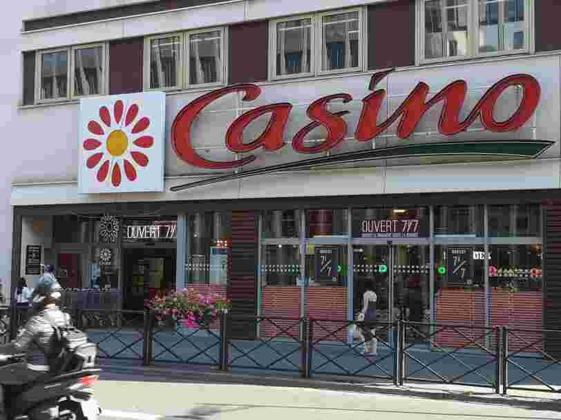 L'inspection du travail estime illégale l'ouverture le dimanche sans caissiers de l'hypermarché Casino d'Angers