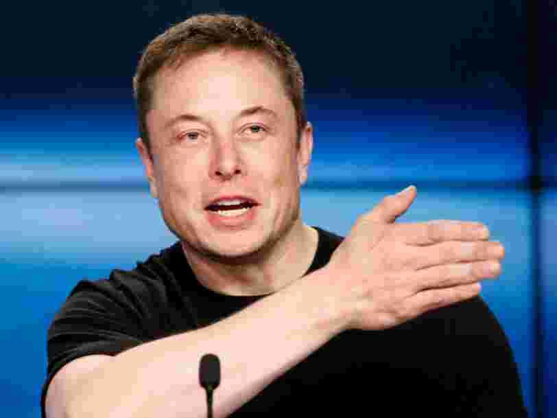 Selon Elon Musk, Tesla devrait s'inspirer d'Amazon pour optimiser ses livraisons