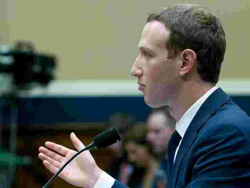 Facebook assure que sa 'Cour suprême' décidera en toute indépendance des contenus à exclure du réseau social
