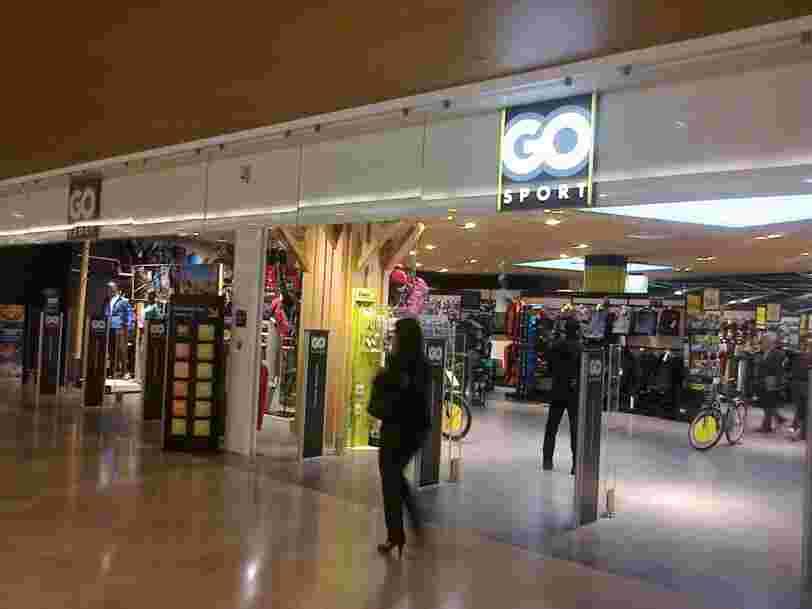 Un magasin Go Sport met des baskets à la poubelle et soulève un tollé sur Twitter