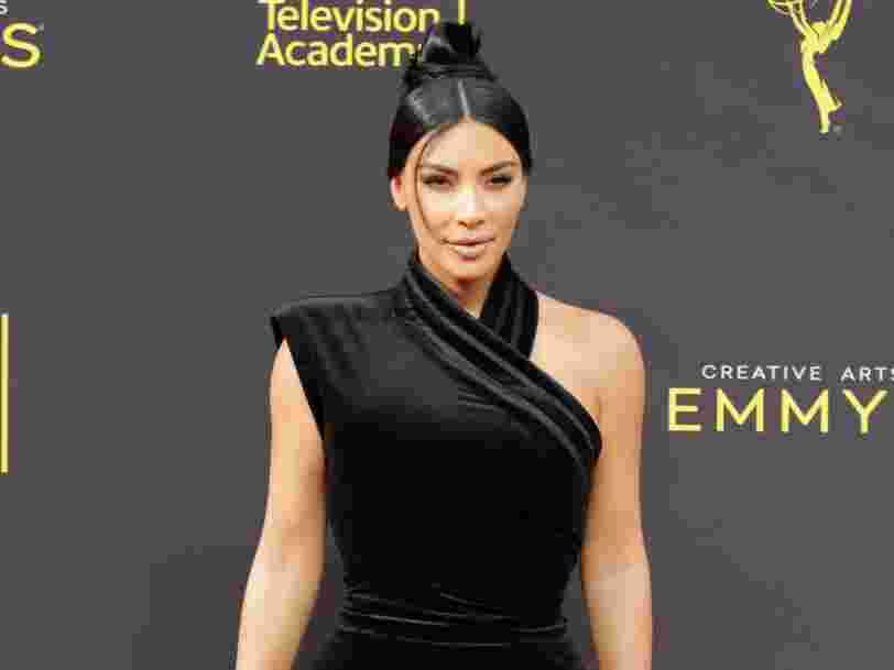 Instagram va interdire aux stars comme Kim Kardashian de faire de la pub pour des produits minceur miracles