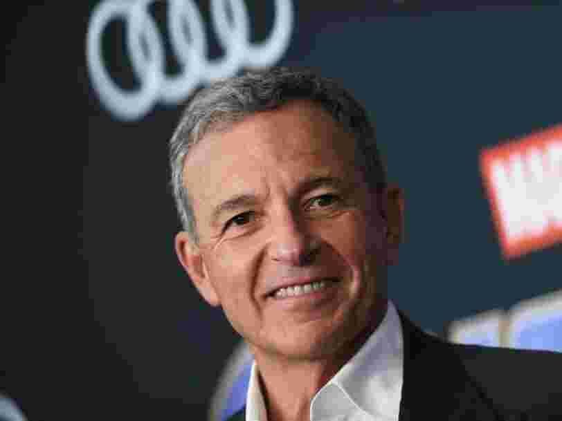 Steve Jobs a joué un rôle majeur dans le rachat de Marvel par Disney, selon le DG Bob Iger