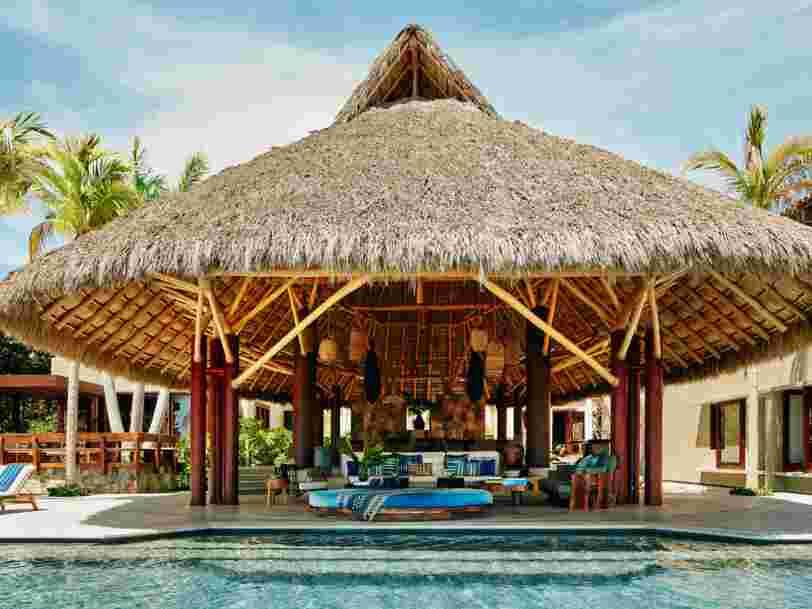 Airbnb propose désormais des villas de luxe sur la Côte d'Azur et en Polynésie