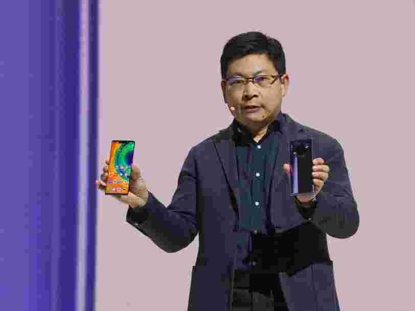 Le Mate 30 de Huawei sans Google, premier smartphone victime de la guerre commerciale entre les États-Unis et la Chine