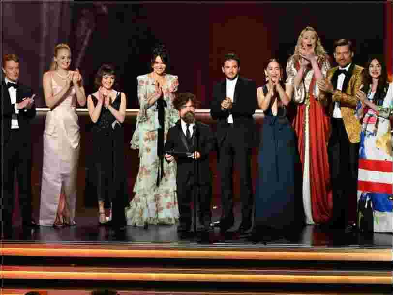 'Game of Thrones' : pourquoi Isaac Hempstead-Wright (Bran) n'était pas sur la scène des Emmy Awards avec les autres acteurs