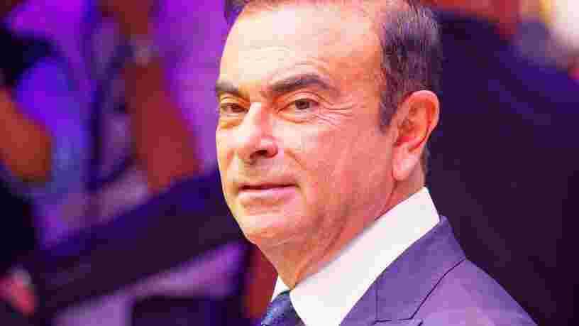 Carlos Ghosn s'est enfui du Japon pour gagner le Liban