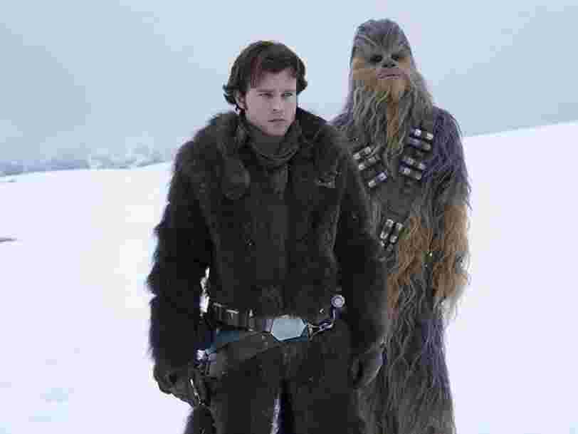 Bob Iger, le patron de Disney, avoue avoir lancé trop de films Star Wars