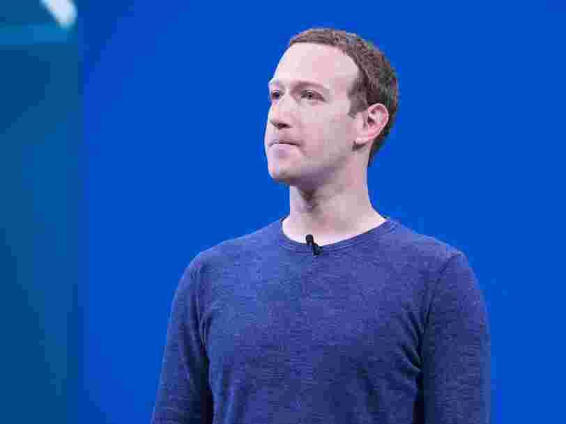 Facebook a laissé 100 développeurs accéder aux données personnelles des membres de groupes de sa plateforme