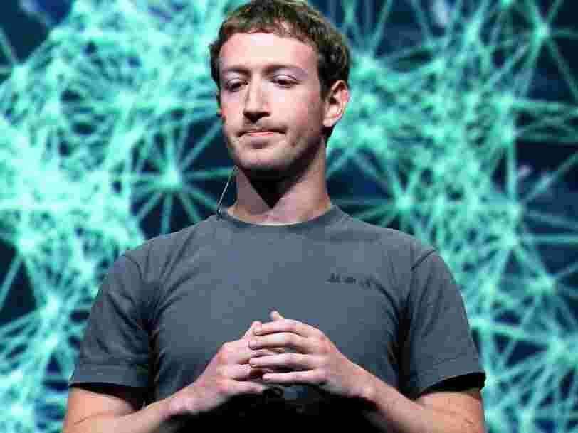 Facebook rachète une startup spécialisée dans le contrôle des machines par le cerveau humain