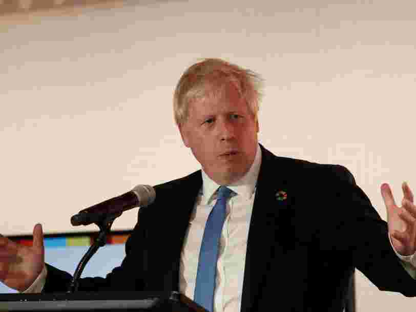 La décision de Boris Johnson de suspendre le parlement britannique est 'illégale' pour la Cour suprême