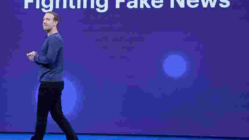 """Facebook ne soumettra pas les publications des politiques à son """"fact-checking"""" ni aux règles du réseau social"""