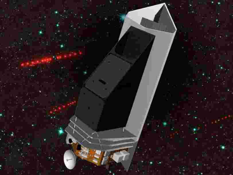 La NASA prévoit de lancer un télescope pour détecter les astéroïdes dangereux avant qu'ils n'atteignent la Terre