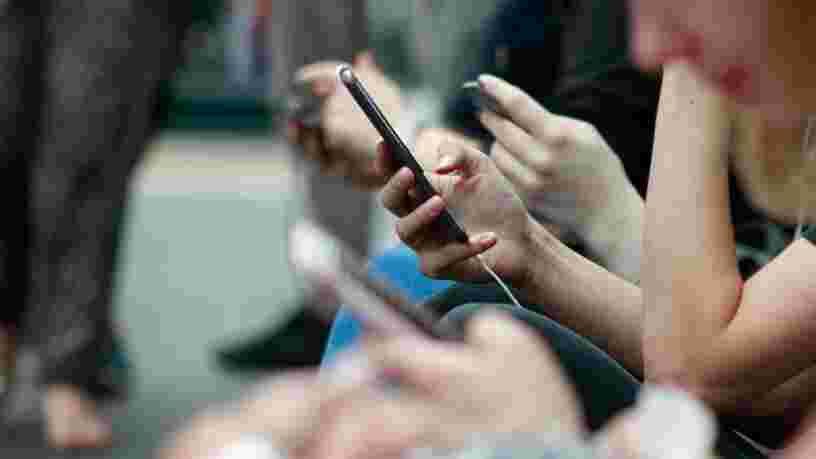 Nous parcourons en moyenne 141 mètres par jour en scrollant sur notre téléphone