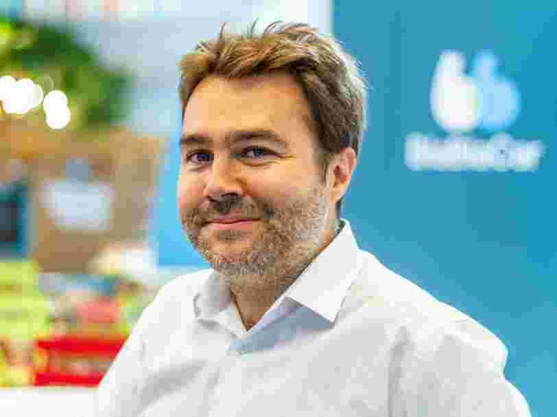 Frédéric Mazzella, président-fondateur de BlaBlaCar : 'En 2019, on devrait avoir honte de lancer un business sans se préoccuper de son impact sur la planète'