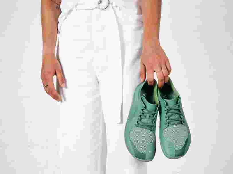 Voici à quoi ressembleront les sneakers du futur