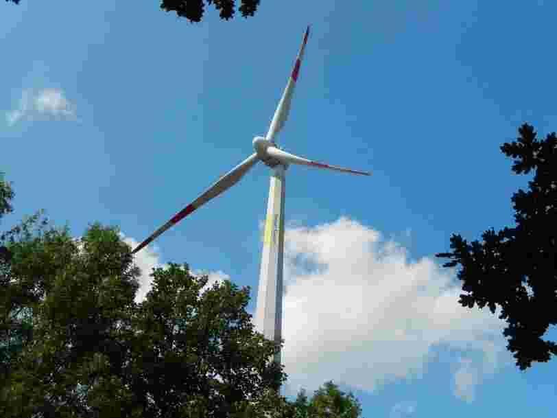 Un nouveau modèle d'éolienne est installé pour la première fois en France — il présente un avantage financier