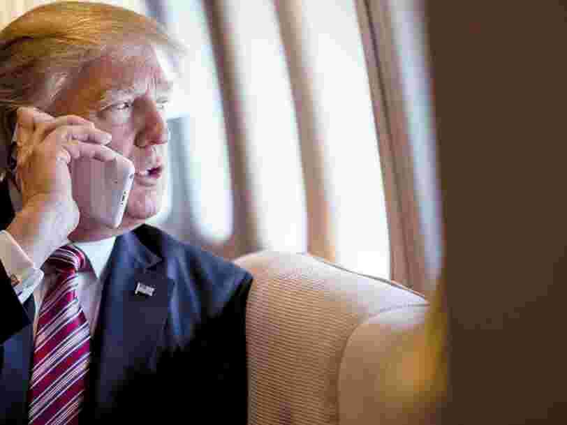 Donald Trump aurait fait pression sur le premier ministre australien pour qu'il aide à discréditer l'enquête sur l'ingérence russe