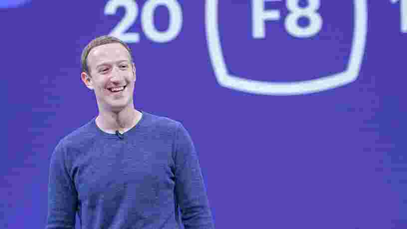 Facebook va proposer d''effacer l'historique' de votre activité sur le web mais les données ne seront pas vraiment supprimées